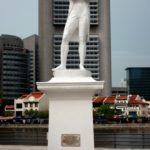 Singapore's Raffles, Another Once Threatened Lee Statue